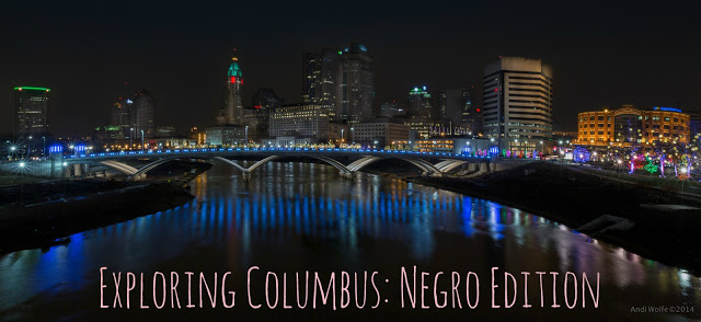 EXPLORING COLUMBUS: NEGRO EDITION