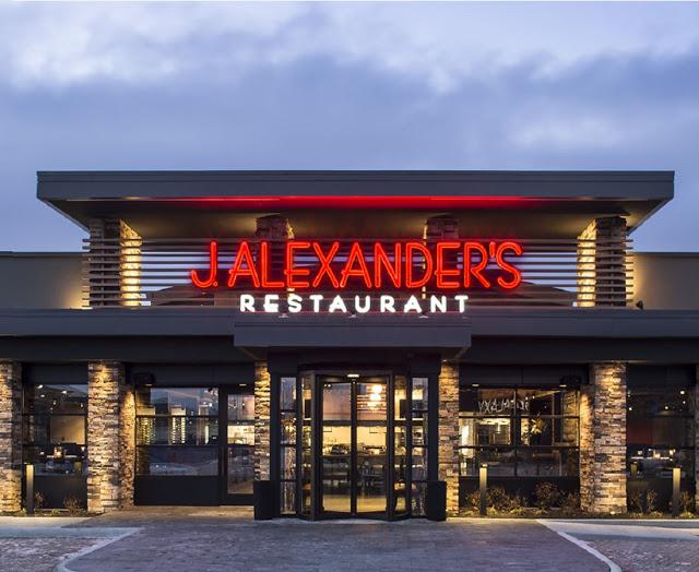 RESTAURANT REVIEW: J. ALEXANDER'S