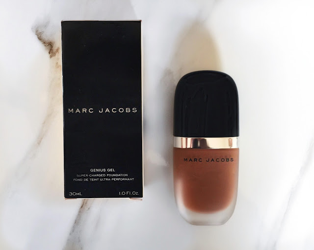 MARC JACOB GENUIS GEL FOUNDATION REVIEW