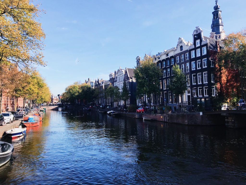 24 HRS IN AMSTERDAM